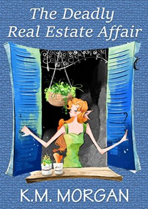 Cover for The Deadly Real Estate Affair