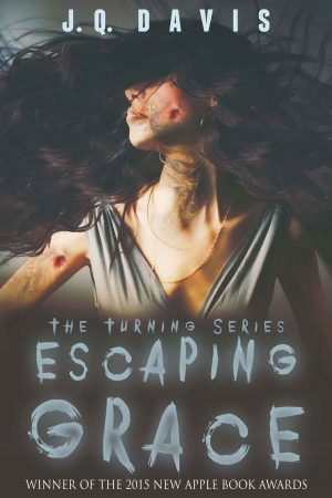 Cover for Escaping Grace