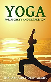 Cover for Yoga For Anxiety and Depression