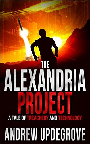 Cover for The Alexandria Project