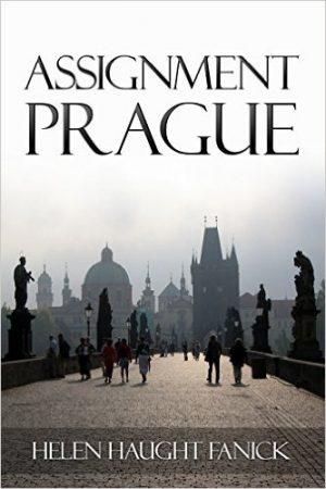 Cover for Assignment Prague