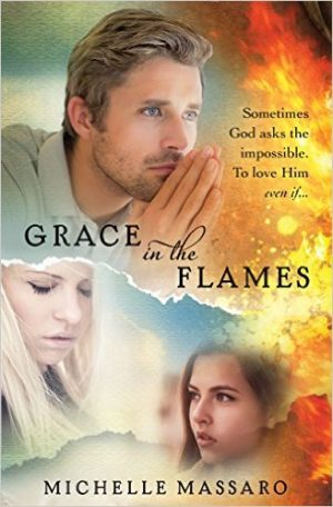 Cover for Grace in the Flames