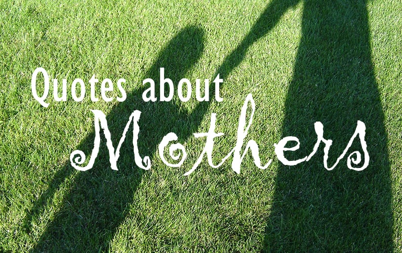 Literary Mother's Day Quotes