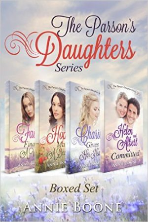 Cover for The Parson's Daughters