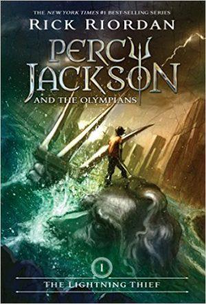 The Percy Jackson series