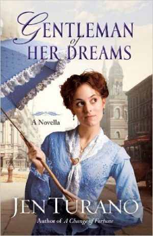 Cover for Gentleman of Her Dreams (Novella)
