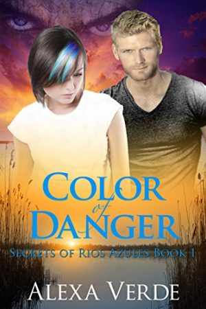 Cover for Color of Danger