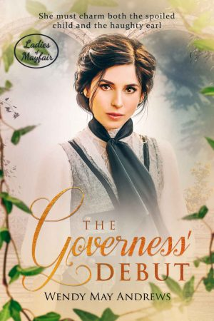 Cover for The Governess' Debut