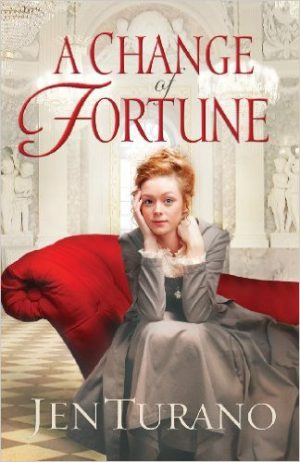 Cover for A Change of Fortune