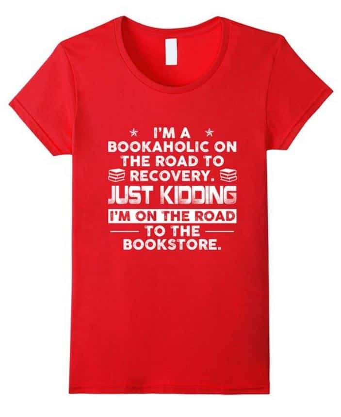 Bookaholic on the road to recovery