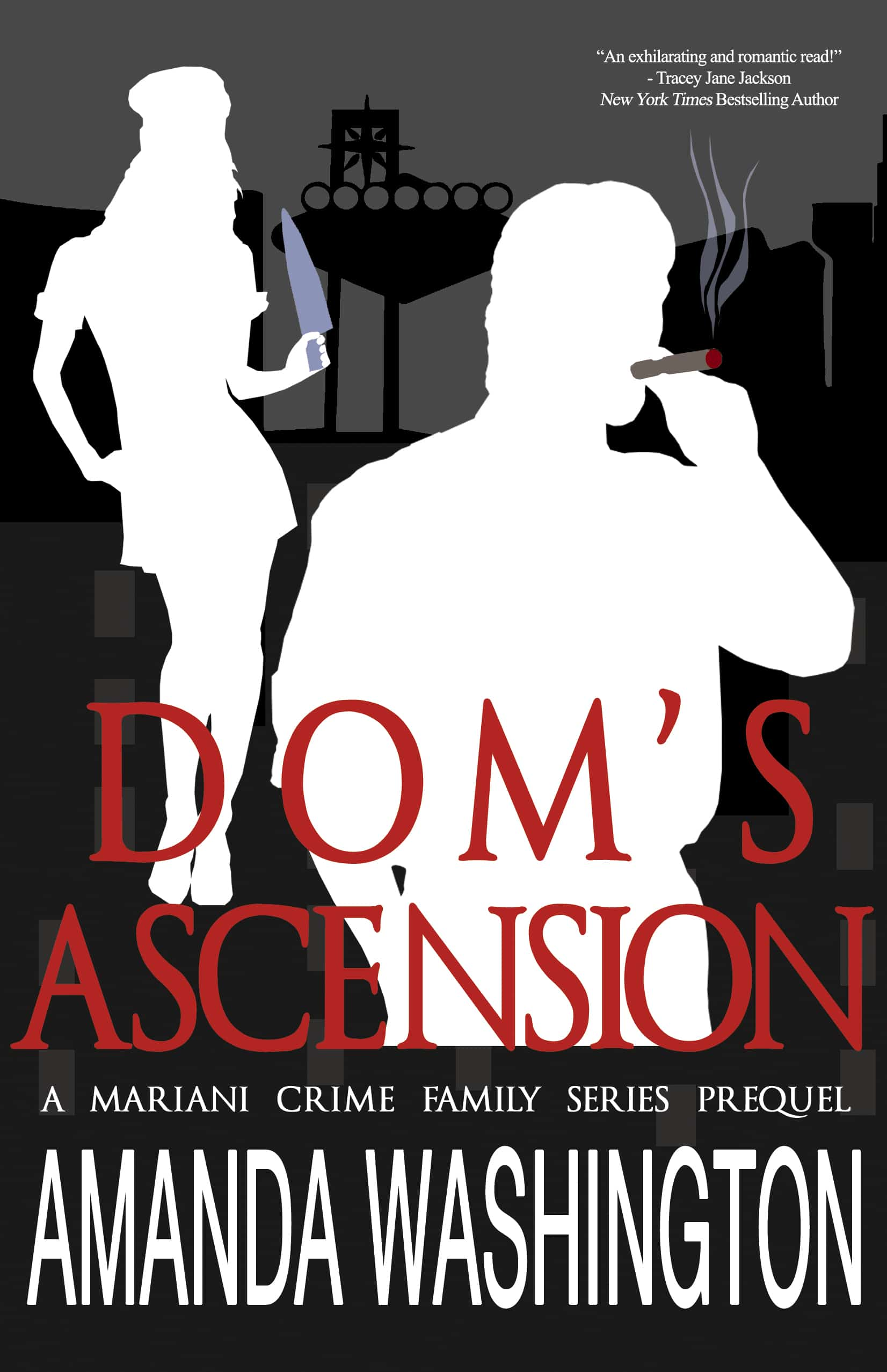 Dom's Ascension by Amanda Washington MBR My Book Ratings content-rated book
