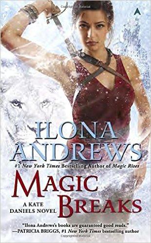 Cover for Magic Breaks