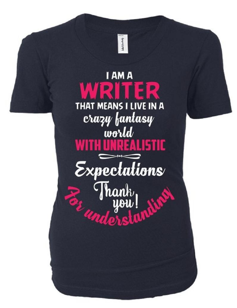 I am a crazy writer