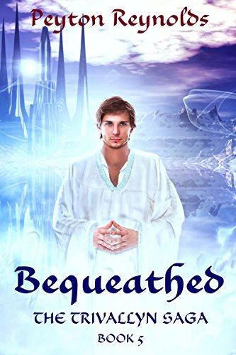 Cover for Bequeathed