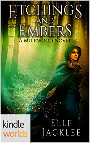 Cover for Etchings and Embers