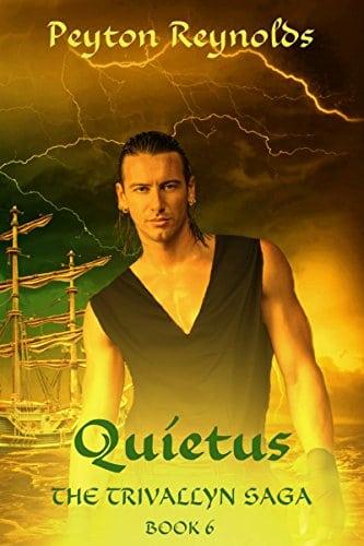 Cover for Quietus