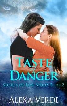 Cover for Taste of Danger