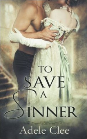 Cover for To Save A Sinner