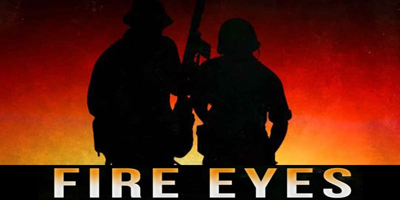 Fire Eyes by D. F. Bailey