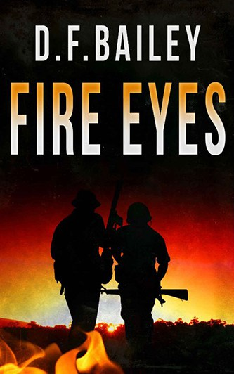Fire Eyes by D. F. Bailey MBR My Book Ratings content-rated book
