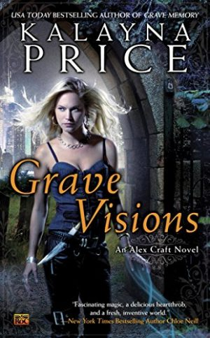Cover for Grave Visions