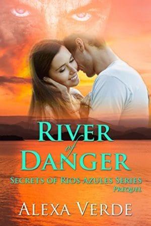 Cover for River of Danger