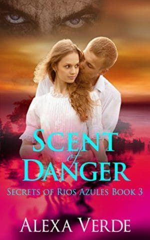 Cover for Scent of Danger