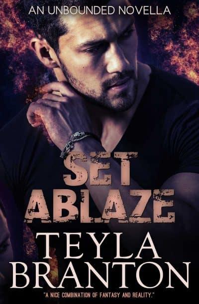 Cover for Set Ablaze