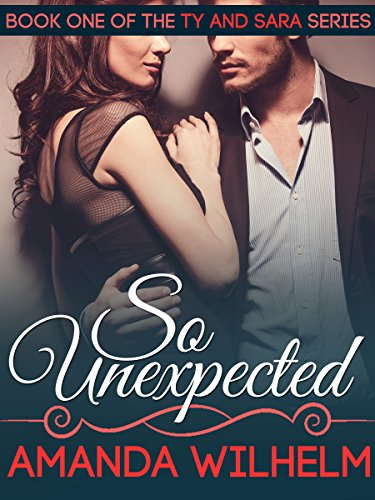 Cover for So Unexpected
