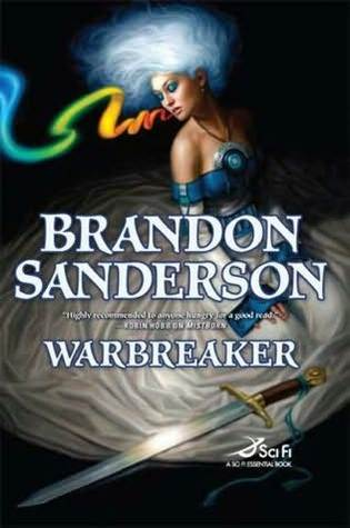 Warbreaker cover design