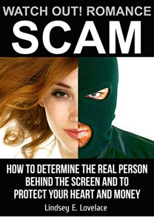 Cover for Watch out! Romance Scam!