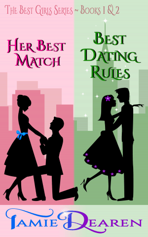 Cover for Her Best Match / Best Dating Rules Exclusive Box Set