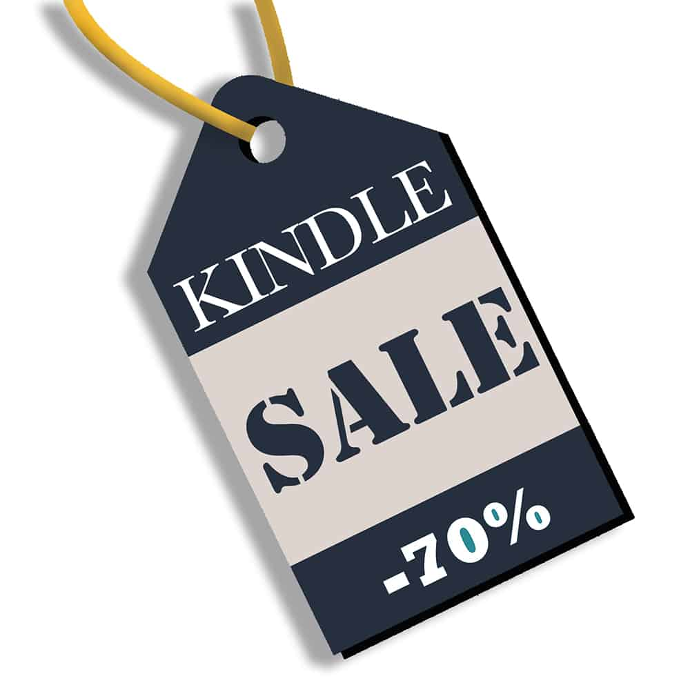Discount Your Ebook on Amazon