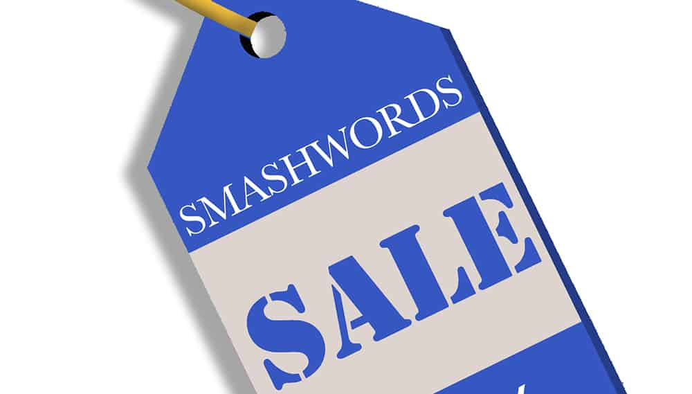Discount your eboook on Smashwords