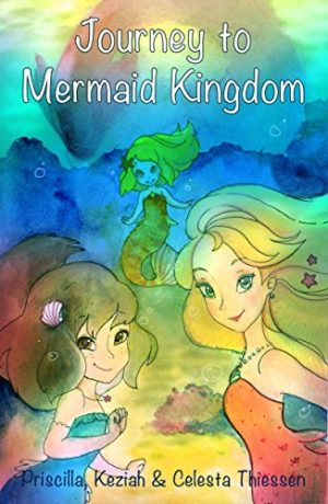 Cover for Journey to Mermaid Kingdom