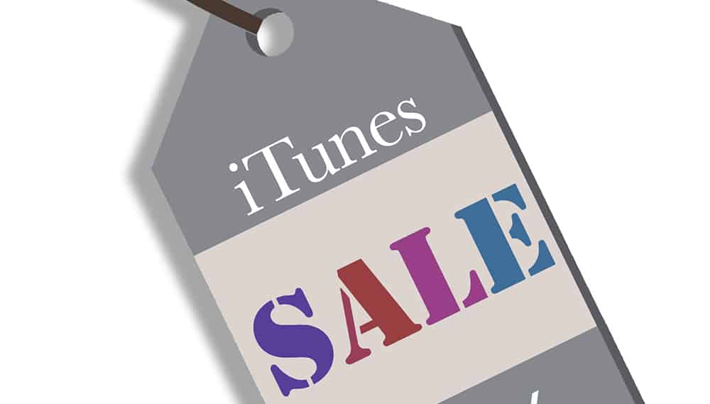 discount your ebook on itunes