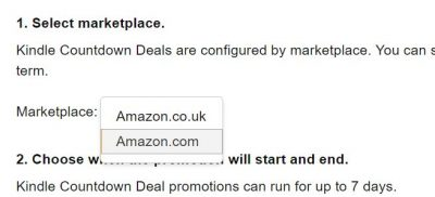 The UK marketplace