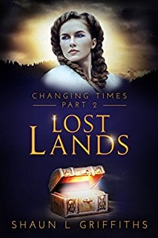 Cover for Lost Lands
