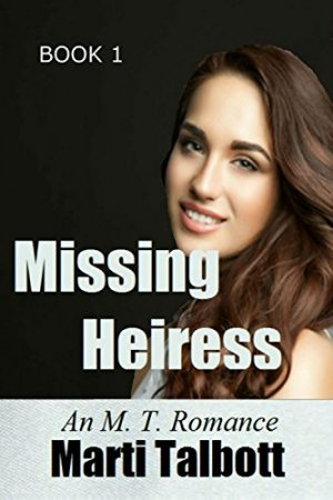 Cover for Missing Heiress