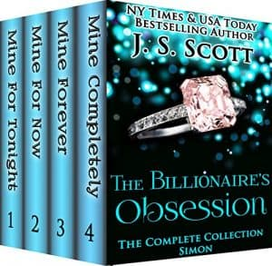 Cover for The Billionaire's Obsession Boxed Set