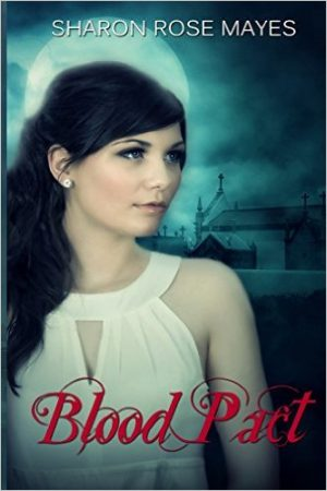 Cover for Blood Pact