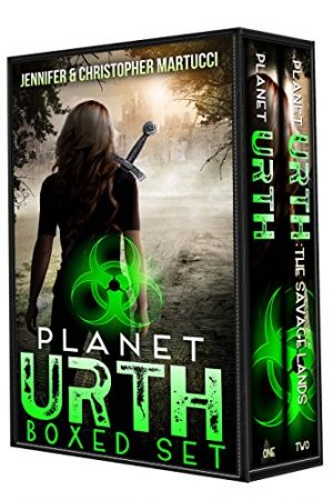 Cover for Planet Urth Book Boxed Set