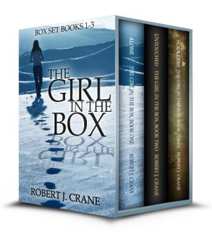 Cover for The Girl in the Box