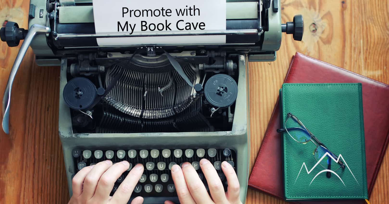 Why promote your books with My Book Cave