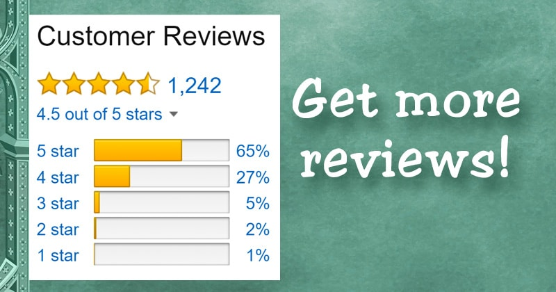 6 Ways to Get Reviews for Your Ebook