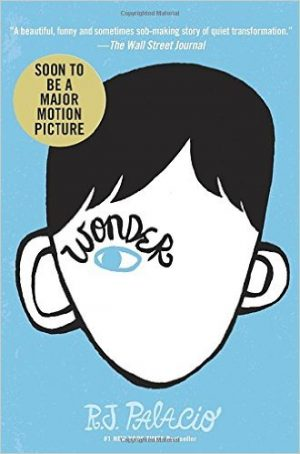 Cover for Wonder