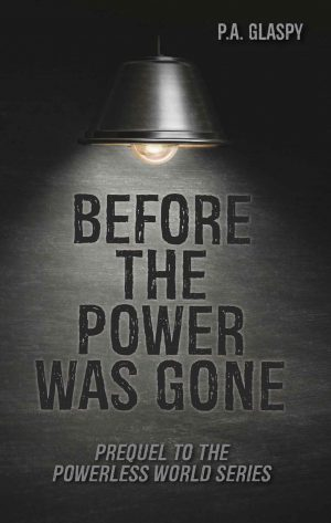 Cover for Before the Power was Gone
