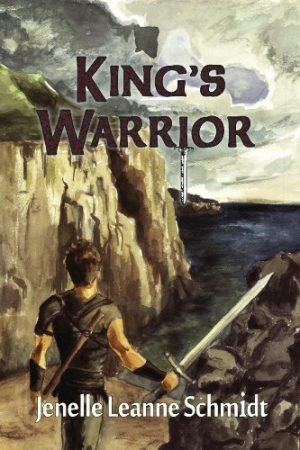 Cover for King's Warrior