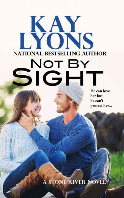Cover for Not by Sight