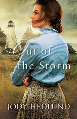 Cover for Out of the Storm